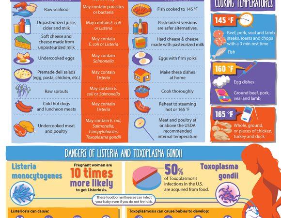 FoodSafetyforPregnancy