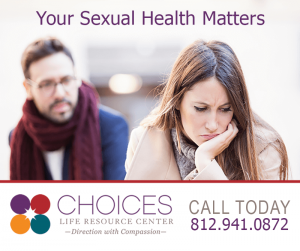 Your Sexual Health Matters Choices Life Resource Center New Albany Indiana